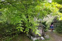 Oshika Valley, Misasa-cho, Japan