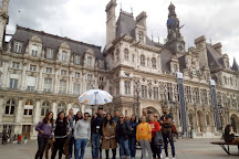 White Umbrella Tours, Paris, France