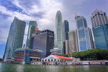 Cavenagh Bridge, Singapore, Singapore