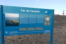 Faro de Favaritx, Mahon, Spain