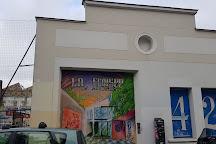Stade Nautique Maurice-Thorez, Montreuil, France