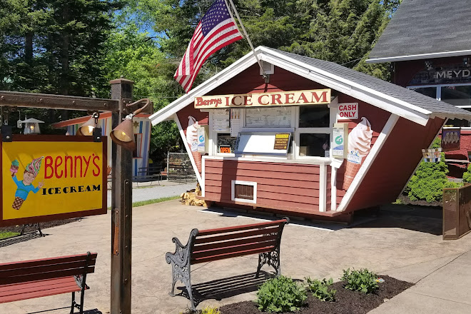Nutty Putty, Old Forge, United States