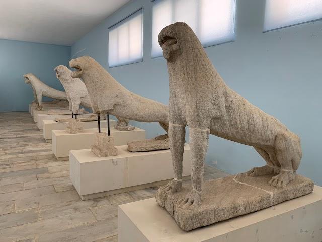 Musée archéologique de Délos
