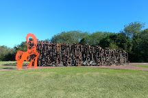 Monumento Batalla Vuelta de Obligado, San Pedro, Argentina