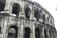 Les Halles de Nîmes, Nimes, France