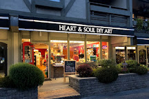 Heart And Soul Art As Therapy Studio, Bainbridge Island, United States
