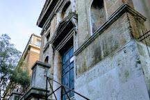 Area Sacra Sant'Omobono Roma, Rome, Italy