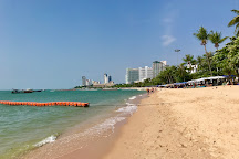 Pattaya Beach, Pattaya, Thailand