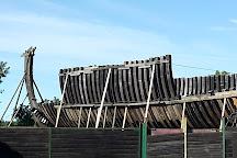 Espace Tourville - Le Chantier de Construction du Jean-Bart (a 20min de Dunkerque), Gravelines, France