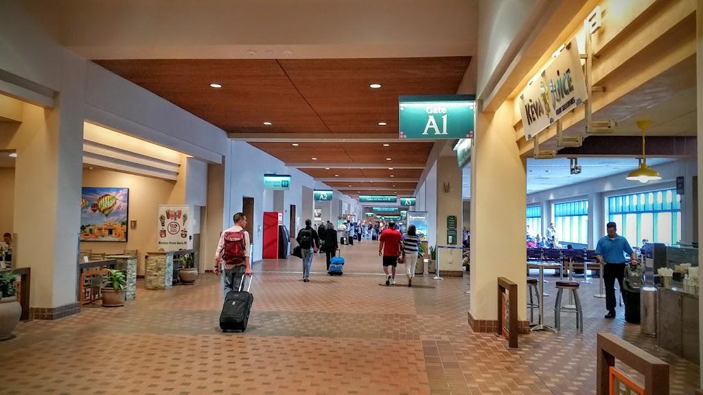 An HD Tour of Albuquerque International Airport (ABQ