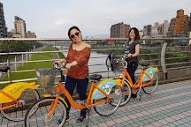 Taipei Bike Tours, Taipei, Taiwan