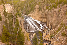 Gibbon Falls, Yellowstone National Park, United States