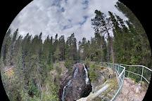Styggforsen, Rattvik, Sweden