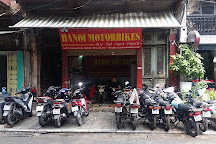 Hanoi Motorbike, Hanoi, Vietnam