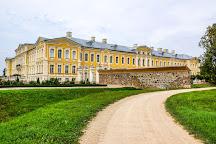 Rundale Palace Museum (Rundales Pils), Bauska, Latvia