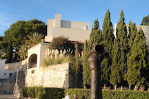 Pilar and Joan Miro Foundation in Mallorca, Palma de Mallorca, Spain