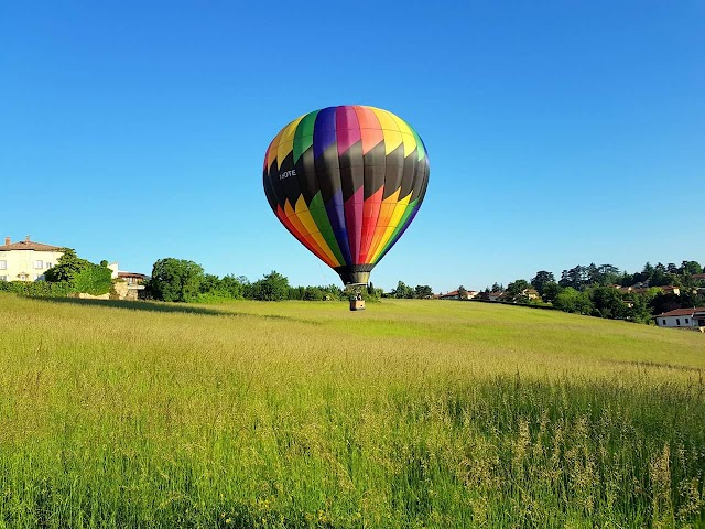 Alti reve - montgolfiere lyon