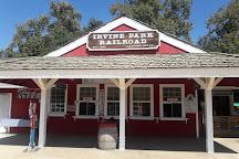 Irvine Park Railroad, Orange, United States