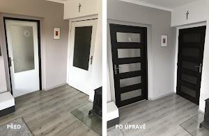Renovace dveří RENAPA