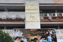 Ruamrudee Health Massage, Bangkok, Thailand
