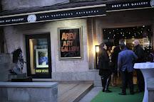 Arev Art Gallery, Yerevan, Armenia