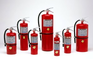 H20 Fire Services Inc | Fire Extinguishers