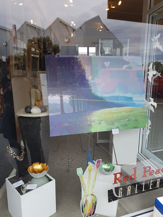 Red Peach Gallery