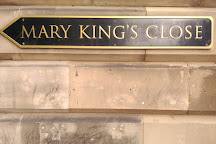Real Mary King's Close, Edinburgh, United Kingdom