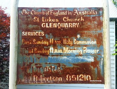 St Luke Church Glenquarry