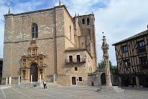 Plaza Mayor de Penaranda de Duero, Penaranda de Duero, Spain