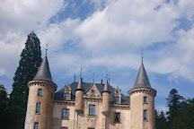 Chateau de Montivert, Saint-Andre-en-Vivarais, France