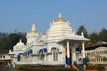 Mangeshi Temple, Goa, India