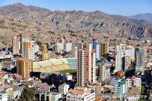 Estadio Hernando Siles, La Paz, Bolivia