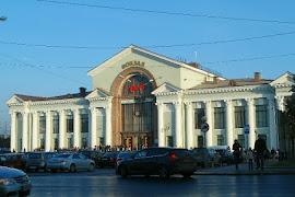 Железнодорожная станция  Vyborg