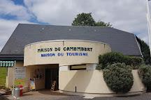 La Maison du Camembert, Camembert, France