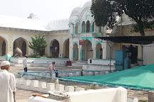 Tomb of Mughal Emperor Aurangzeb, Aurangabad, India