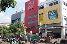 Senen Jaya Pasar, Jakarta, Indonesia