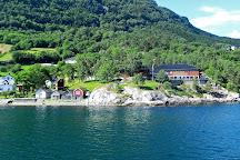 Hardanger Folk Museum, Ullensvang, Norway