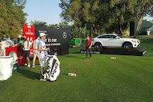 The Emirates Golf Club, Dubai, United Arab Emirates