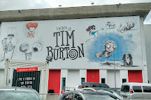 Museum of Image and Sound, Sao Paulo, Brazil