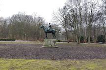 Amazone zu Pferde, Berlin, Germany