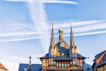 Rathaus Wernigerode, Wernigerode, Germany