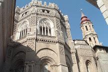Catedral del Salvador de Zaragoza, Zaragoza, Spain
