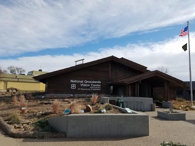 National Grasslands Visitor Center