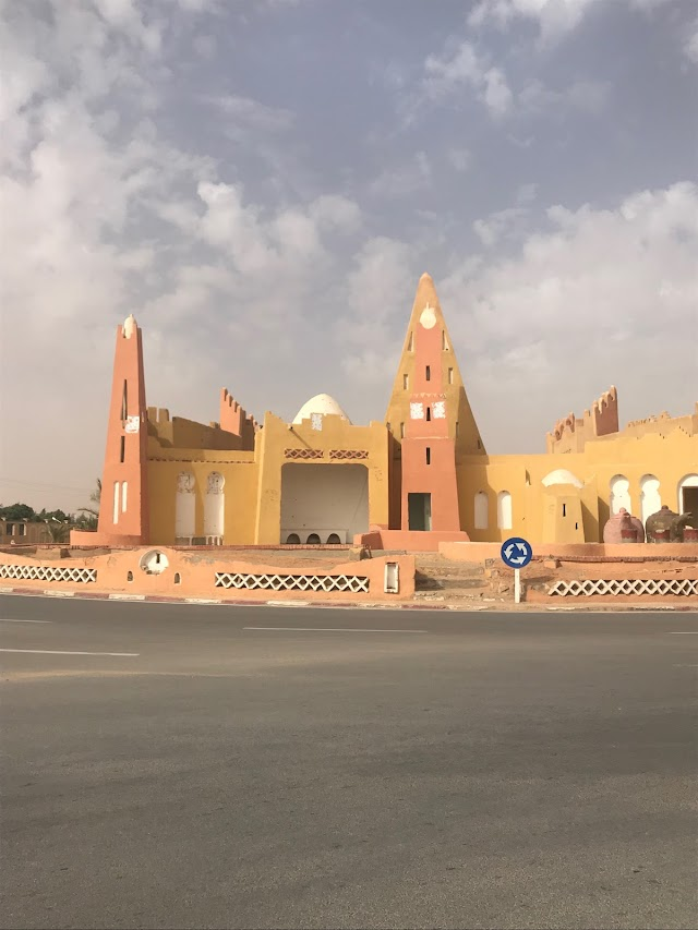 Aéroport d'Ouargla - Aïn Beida