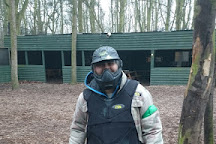 Delta Force Paintball Kegworth, Kegworth, United Kingdom