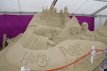 Sandworld Sculpture Park, Weymouth, United Kingdom