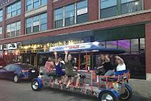 The Michigan Pedaler, Detroit, United States