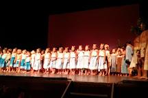 Kahilu Theatre, Waimea, United States