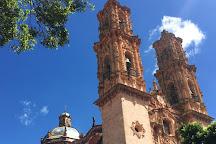 Plaza Borda, Taxco, Mexico